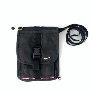Vintage Nike nylon crossbody bag RN 56323